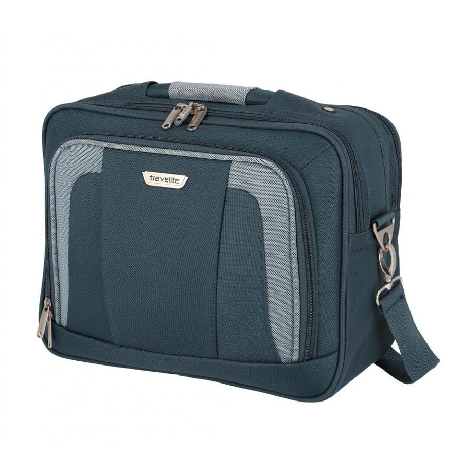 Taška do letadla Travelite Orlando 98484-20 18 L modrá