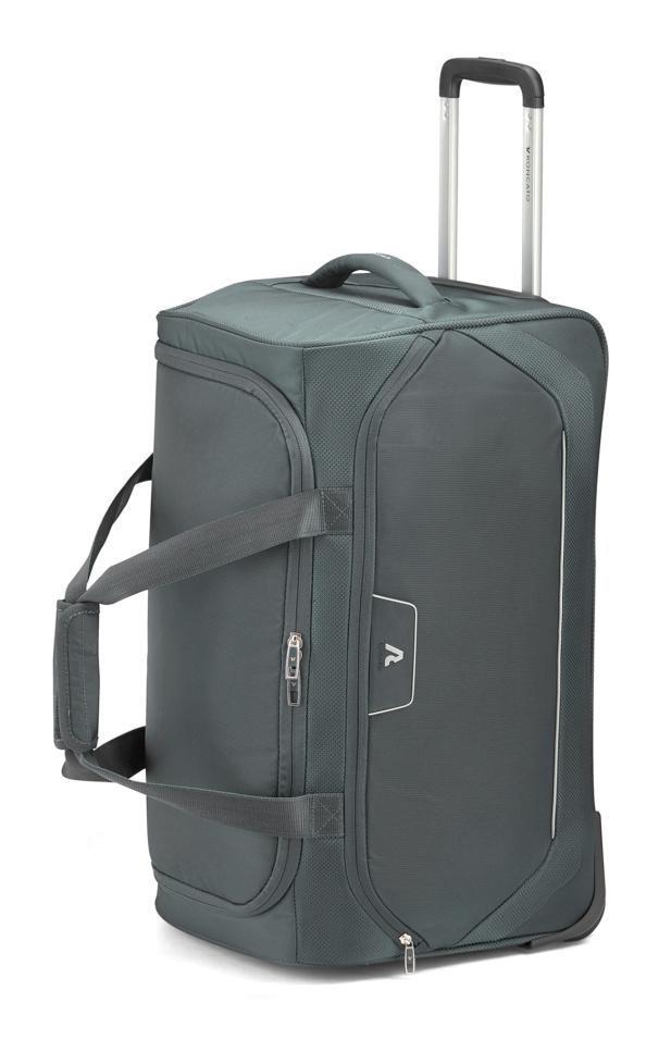 Taška na kolečkách Roncato Joy 416204-22 60 L šedá