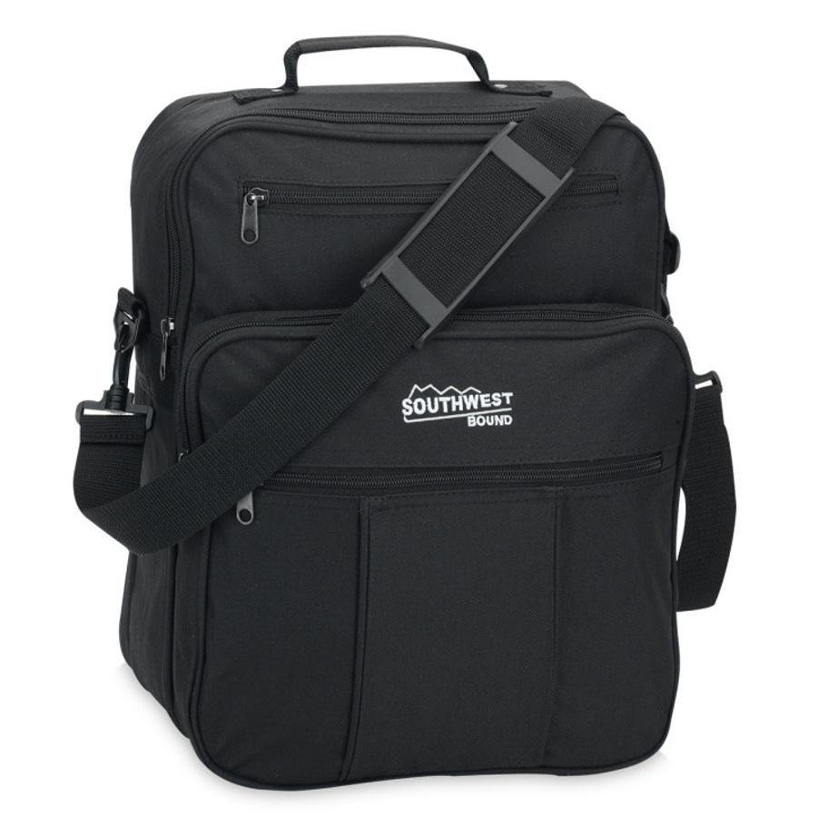 Taška přes rameno Southwest bound 05416-0100 16 L černá