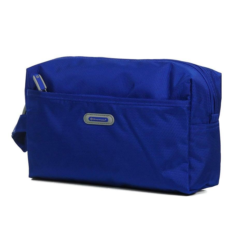 Toaletní taška Snowball M 68018-27-05 4 L modrá