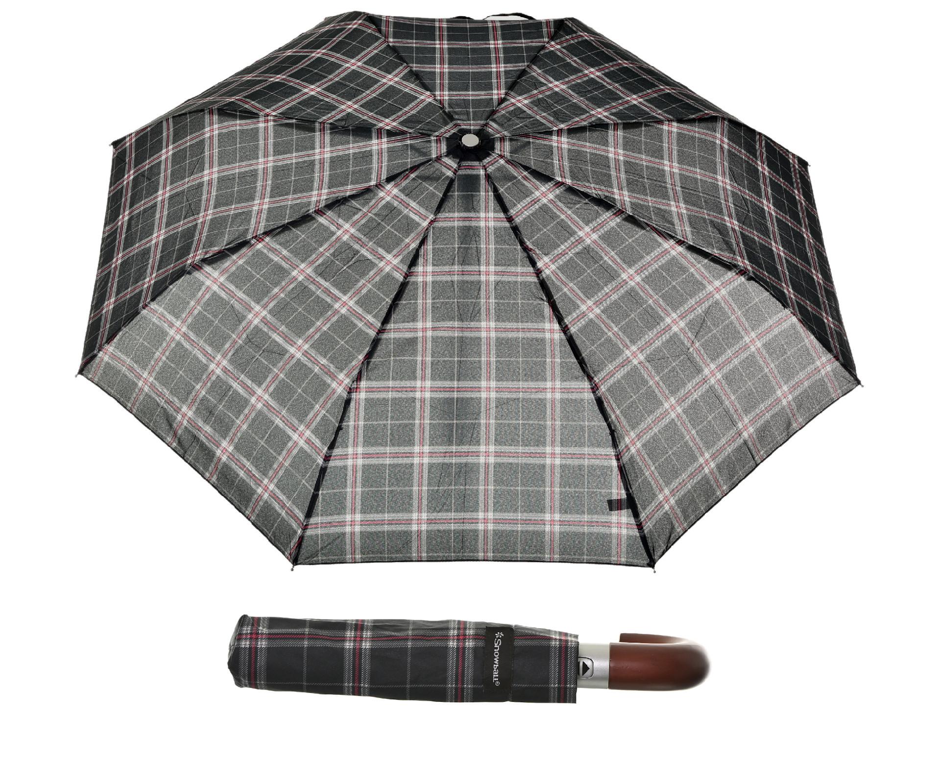 Deštník Snowball pánský automat