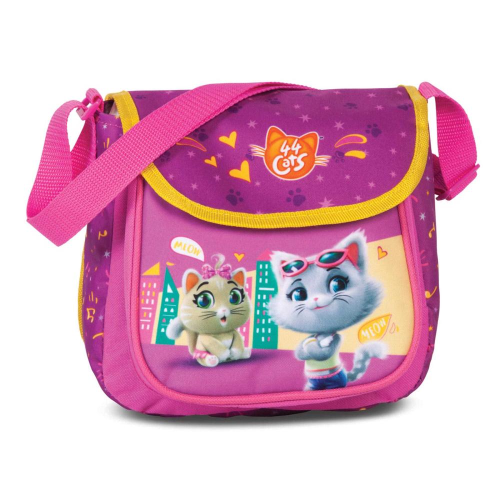 Fabrizio Dětská taška 44 Cats 20622-3100 5,5 L růžová