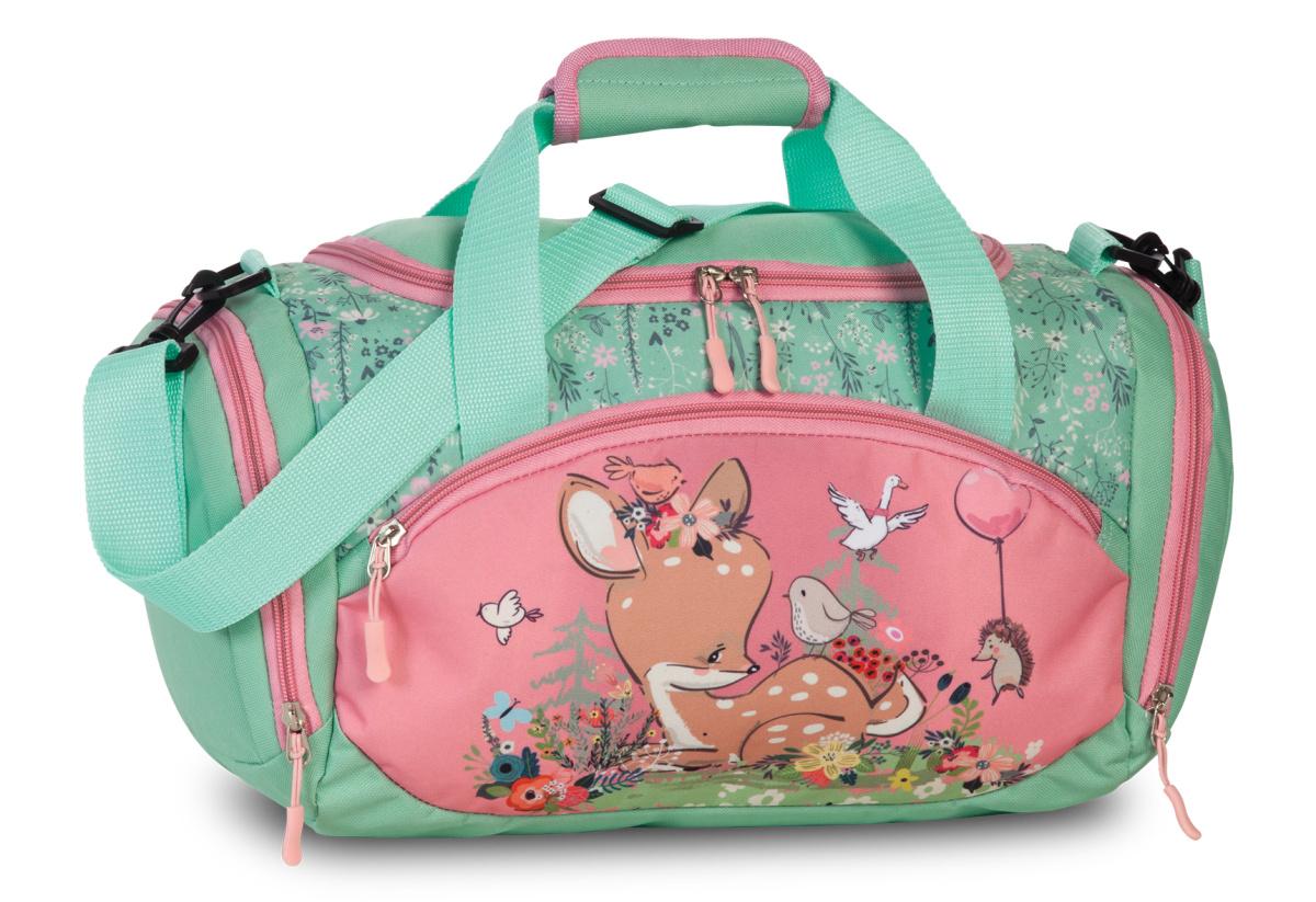 Fabrizio Dětská taška Koloušek 20581-2300 14 L růžová
