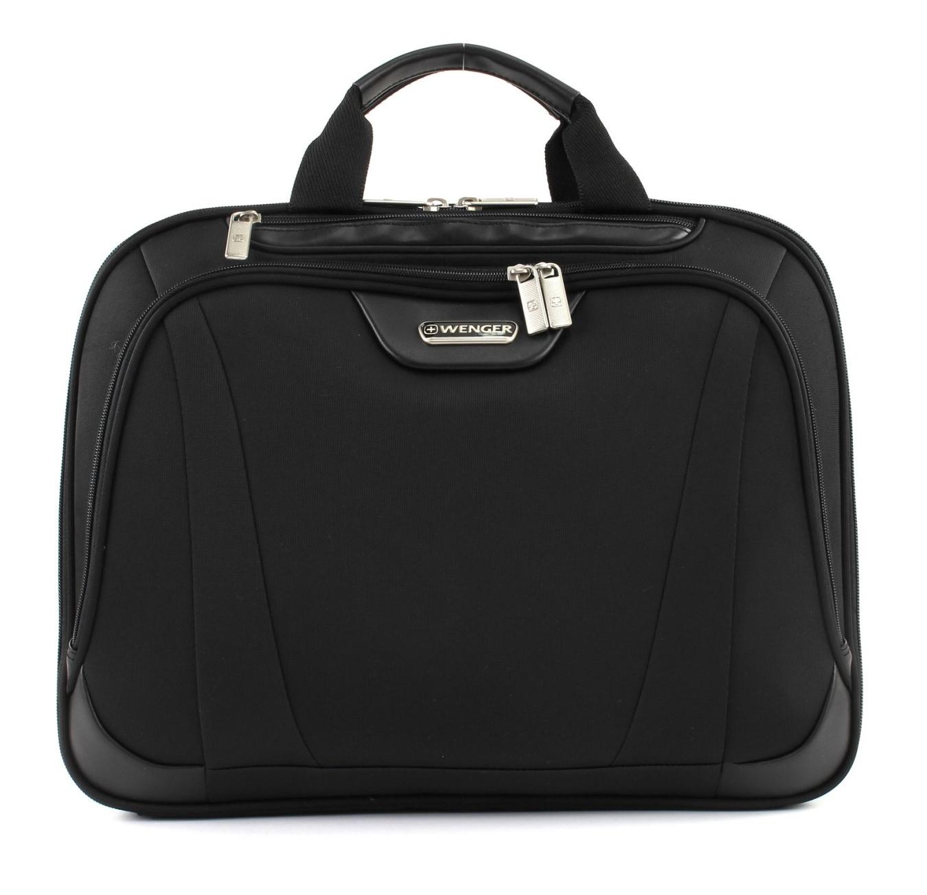 Taška na notebook Wenger Deluxe 17 WG72992217 14 L černá