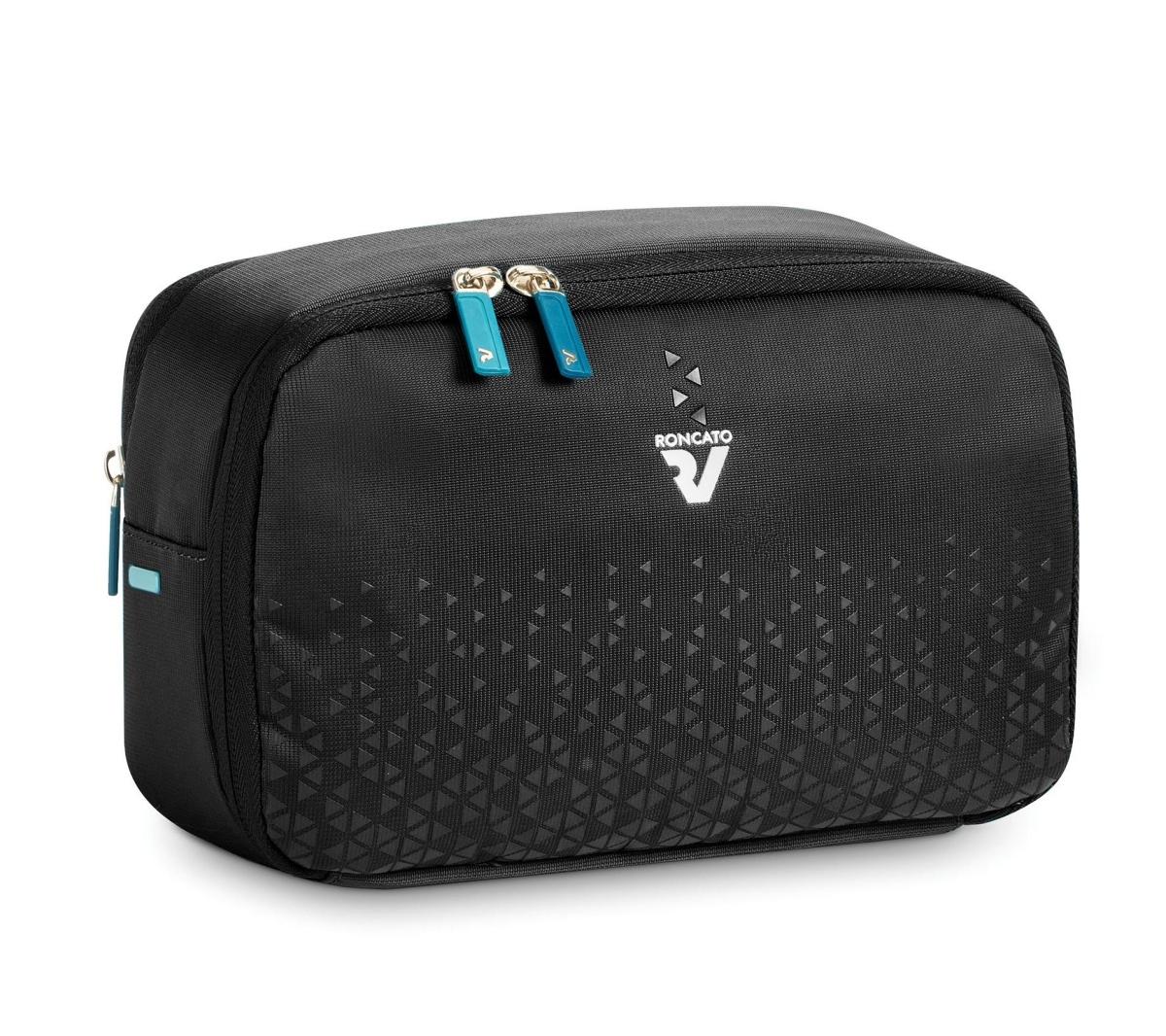 Toaletní taška Roncato Crosslite 414857-01 3 L černá
