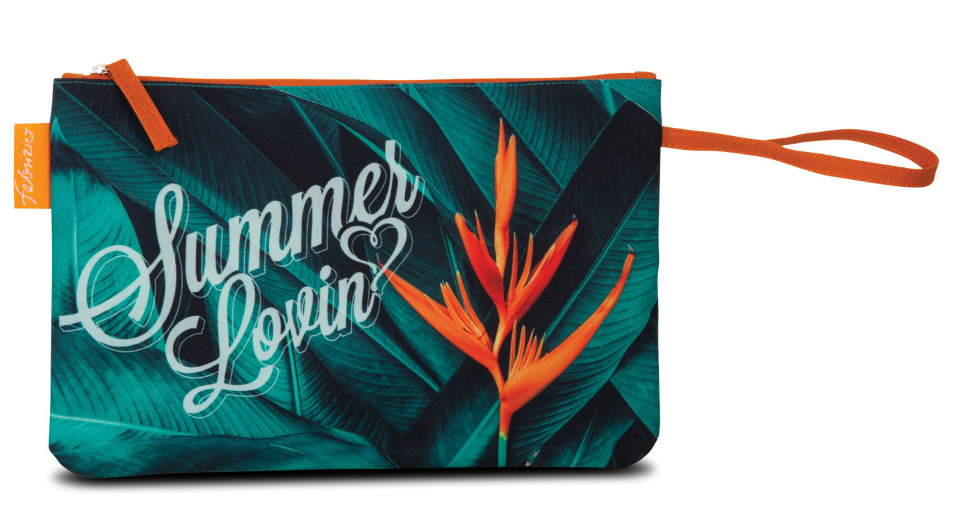 Bikiny taška Fabrizio Summer 50376-0800 zelená