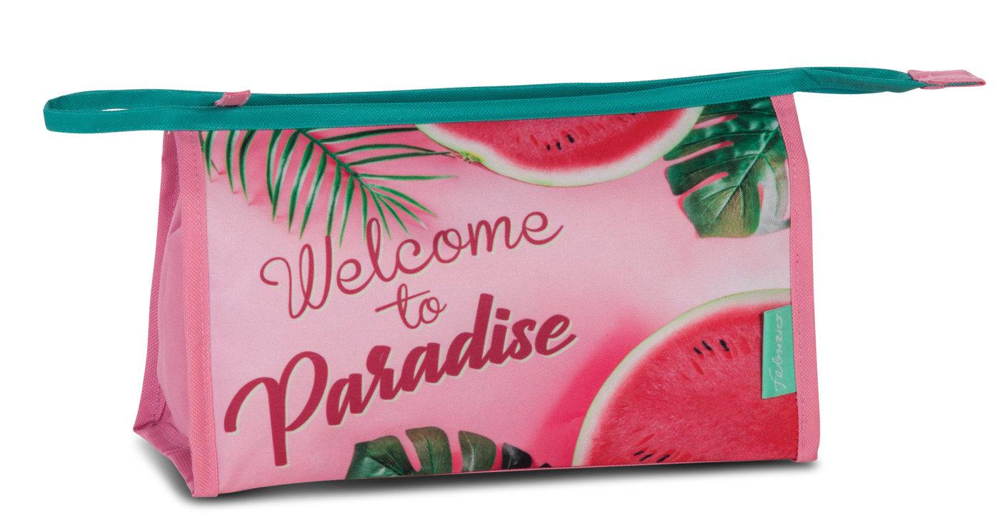 Kosmetická taška Fabrizio Paradise 50380-2100 růžová
