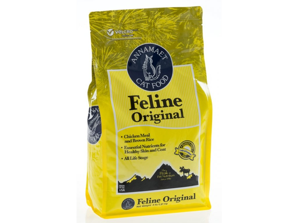 Annamaet Feline Original 5,44 kg (12lb)