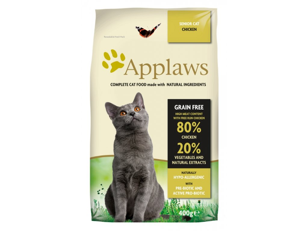 Applaws Cat Dry Senior 400 g