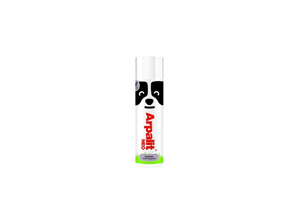 Arpalit Neo šampon pro psy s bambusovým extraktem 250 ml