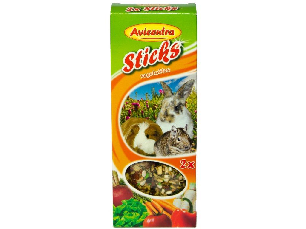 Avicentra tyč králík, morče zelenina 2 ks