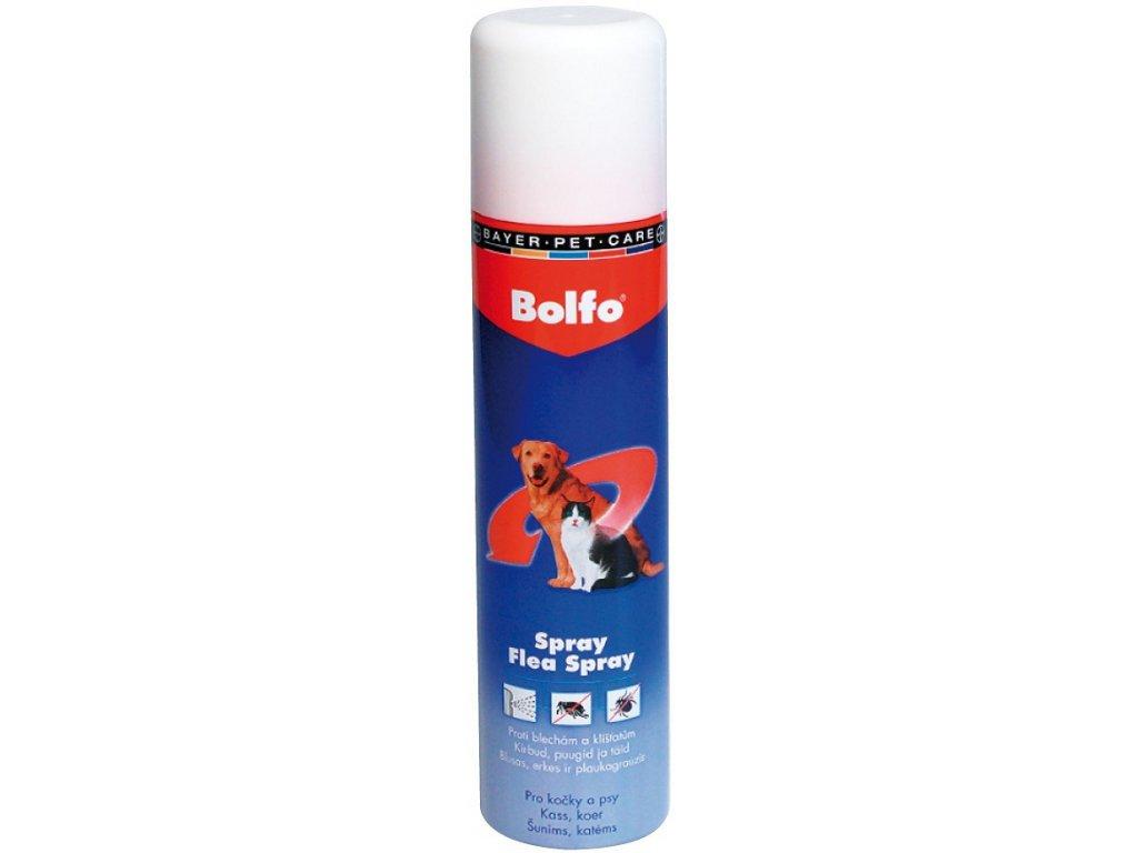 Bolfo sprej pro psy a kočky 250 ml