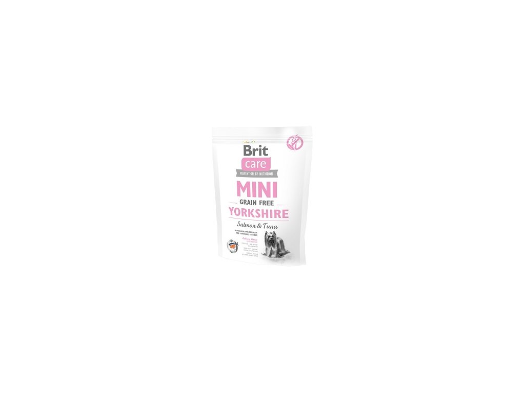 Brit Care Mini Dog Yorkshire 0,4 kg