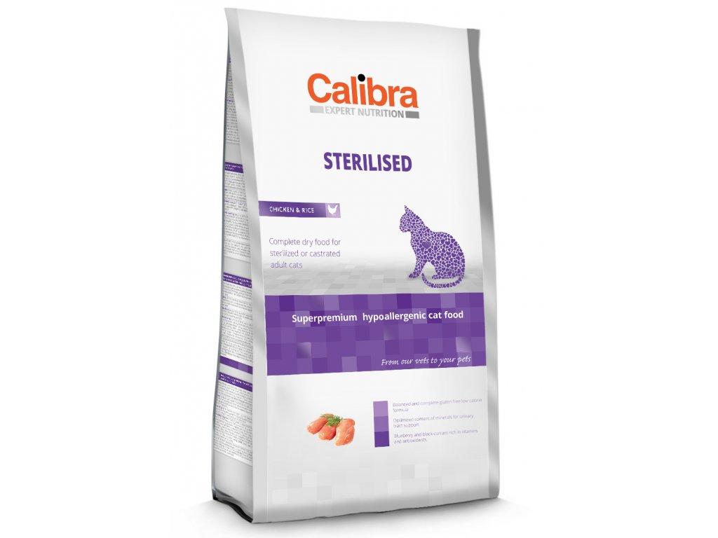 Calibra Cat EN Sterilised NOVÝ 2 kg