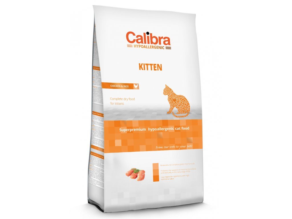 Calibra Cat HA Kitten Chicken NOVÝ 2 kg
