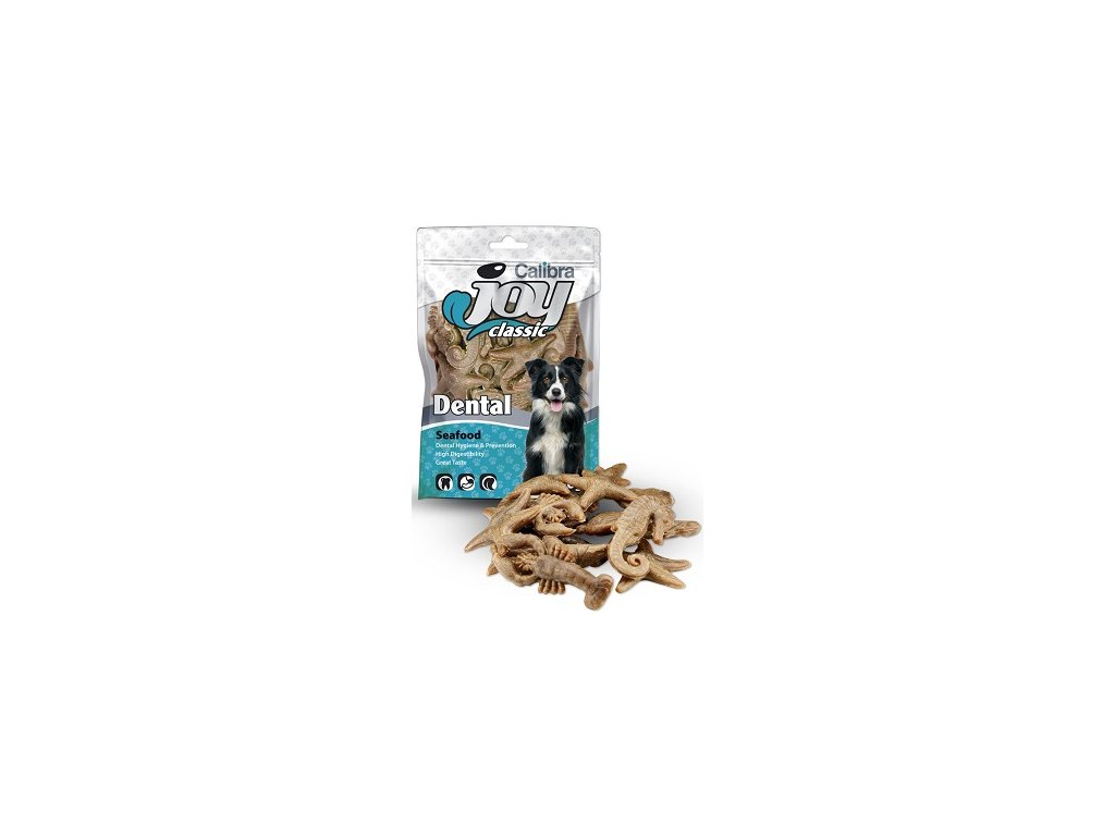 Calibra Joy Classic Dental Sea Food 70 g