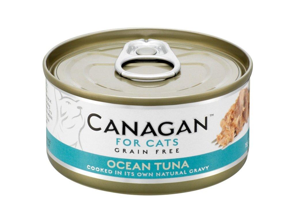Canagan Cat konz. Tuňák 75 g
