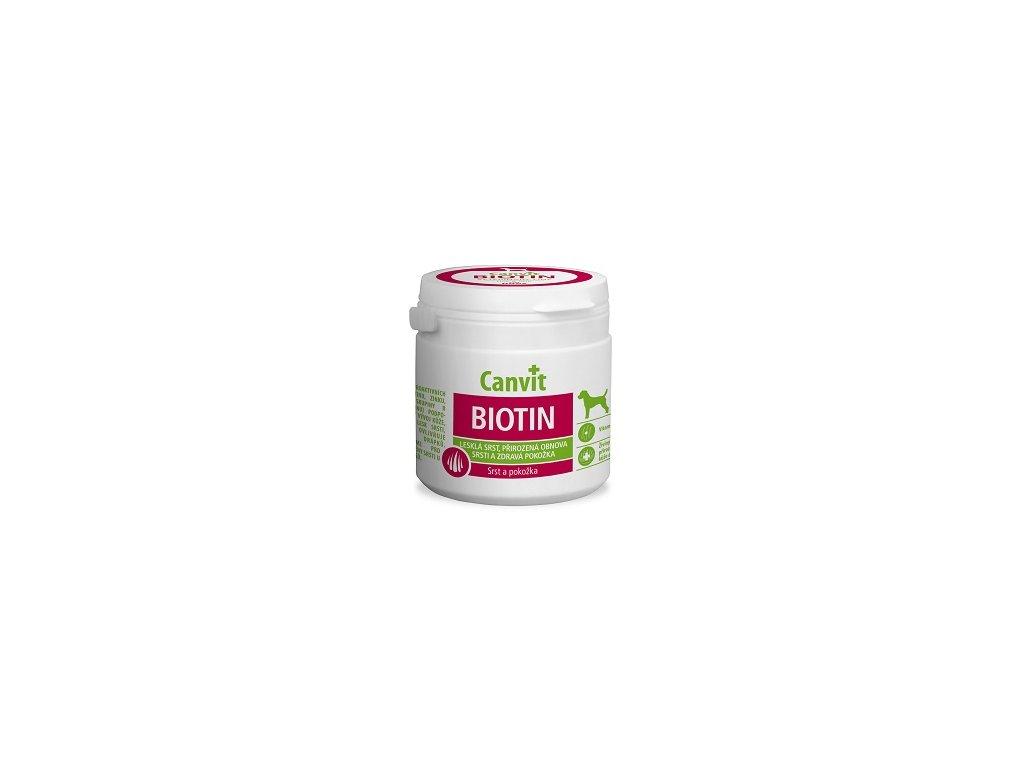 Canvit Biotin pro psy tbl 230 g