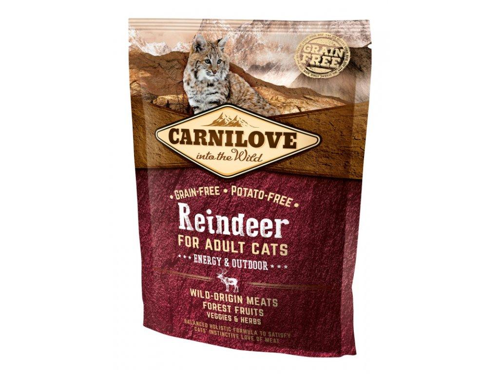 Carnilove Cat Adult Reindeer Grain Free 0,4 kg
