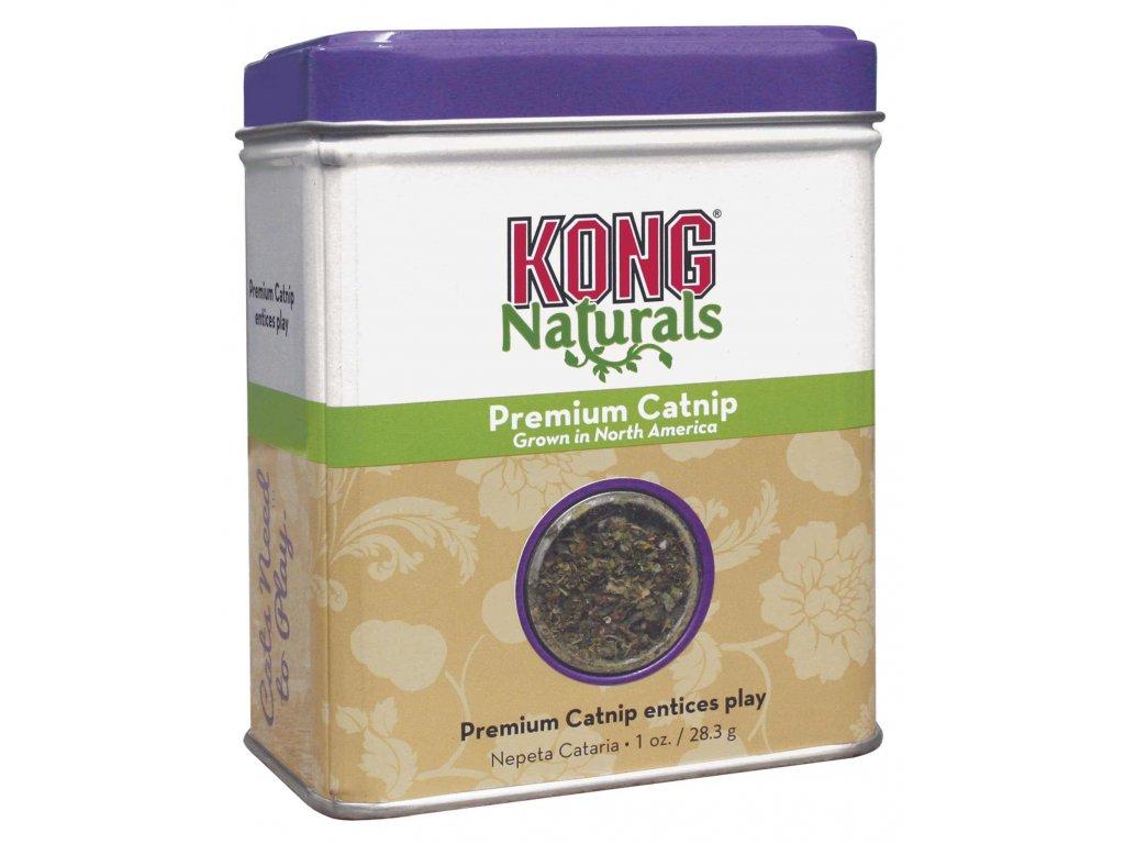 Catnip prémium Kong 1 oz (28 g)