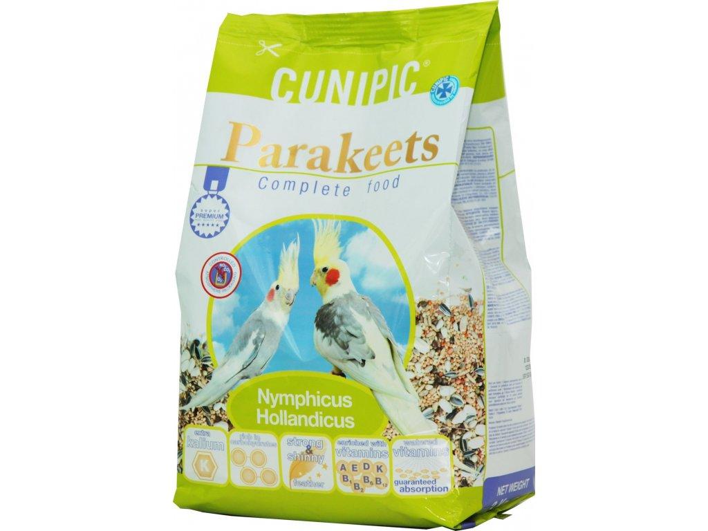 Cunipic Parakeets Korela 3 kg