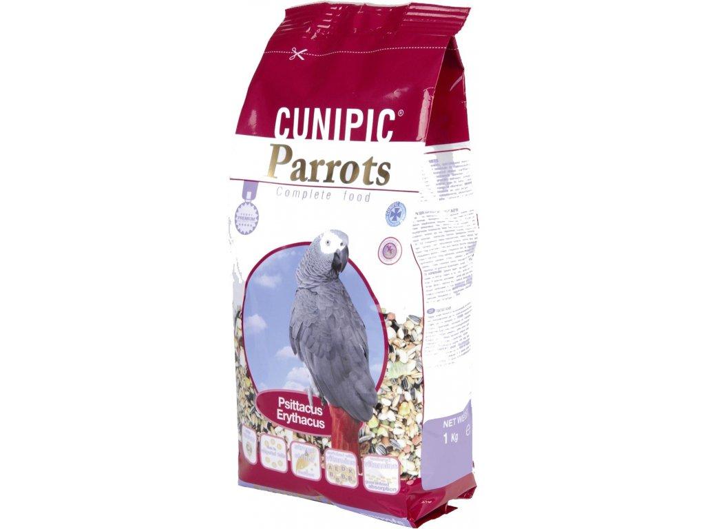 Cunipic Parrots Žako 1 kg