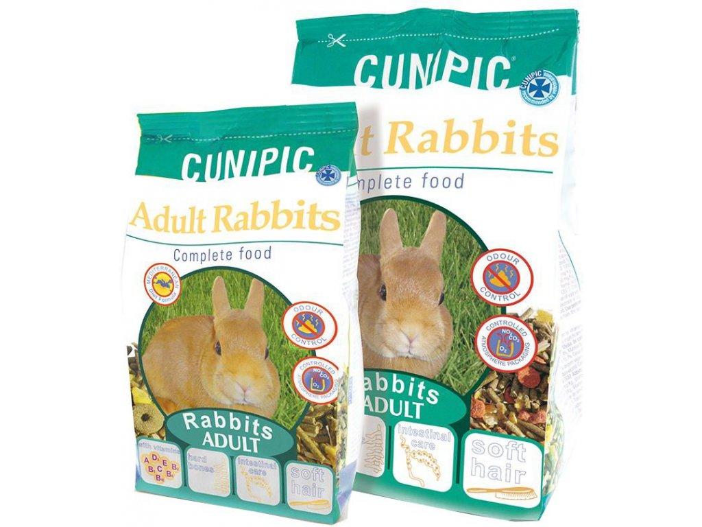 Cunipic Rabbit Adult králík dospělý 800 g