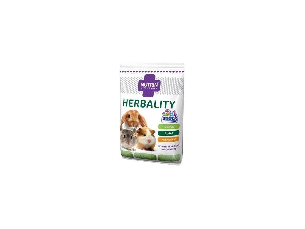 Darwins Nutrin Snack Herbality býložravec 100 g
