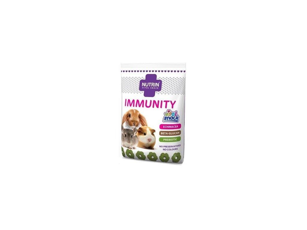 Darwins Nutrin Snack Imunity býložravec 100 g