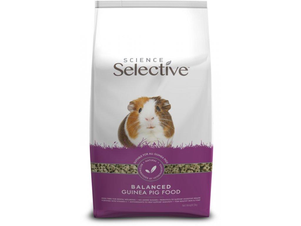 Supreme Science®Selective Guinea Pig morče 3 kg