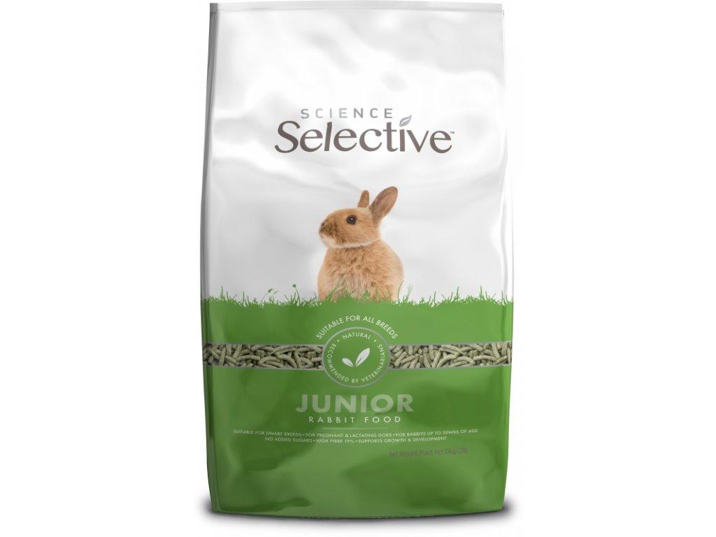 Supreme Science®Selective Rabbit králík Junior 10 kg