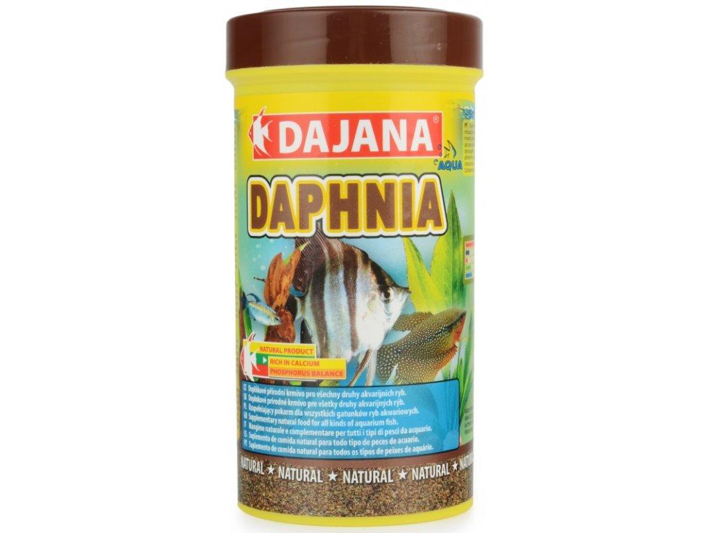 Dajana Daphnia suš. vodní blechy