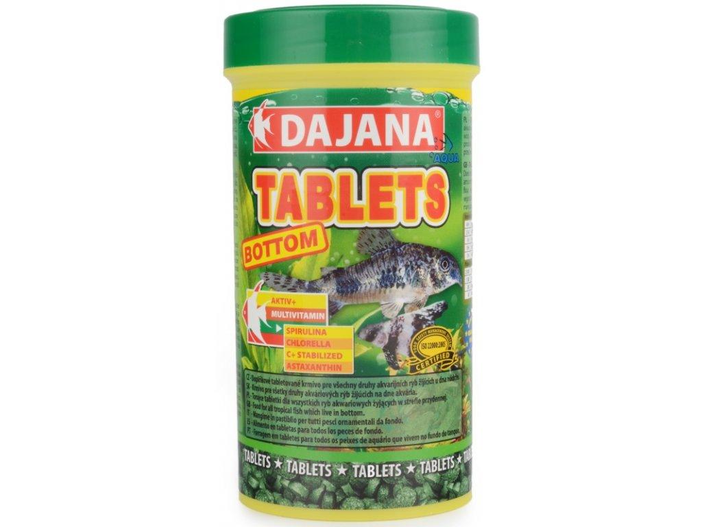 Dajana Multiv. bottom tablety na dno 100 ml