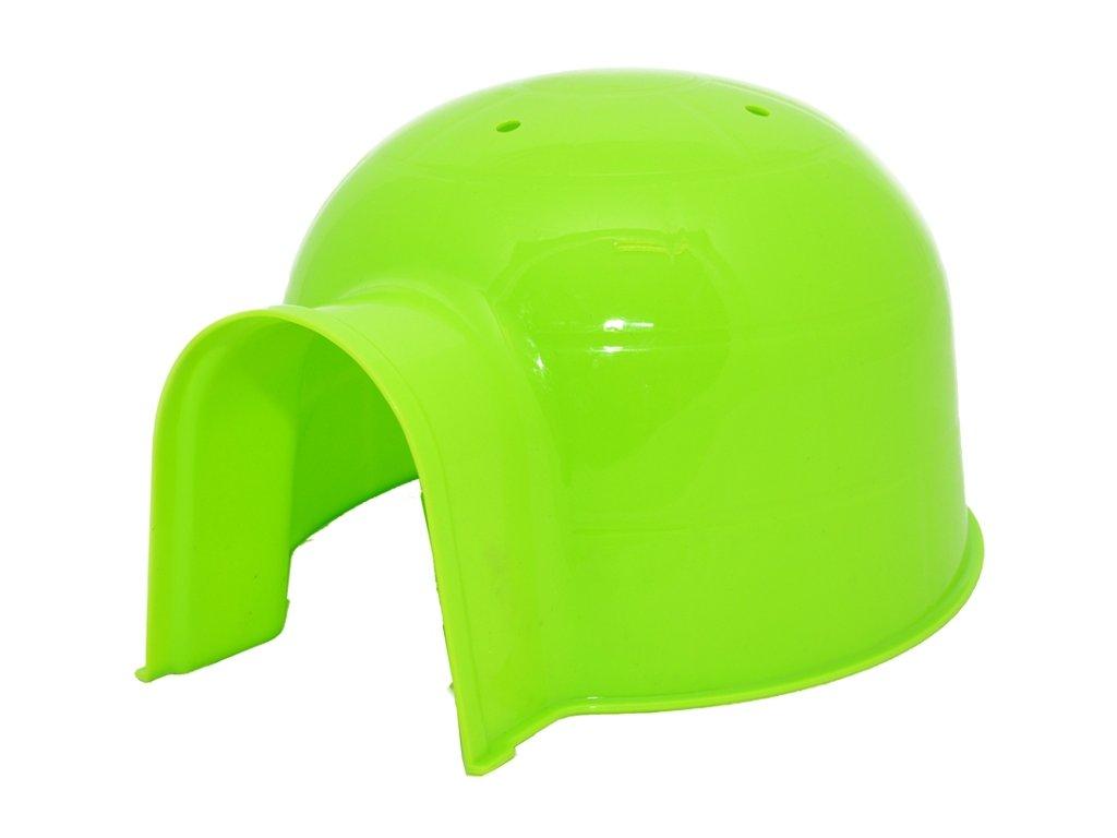 Domek plast iglú Duvo+16cm