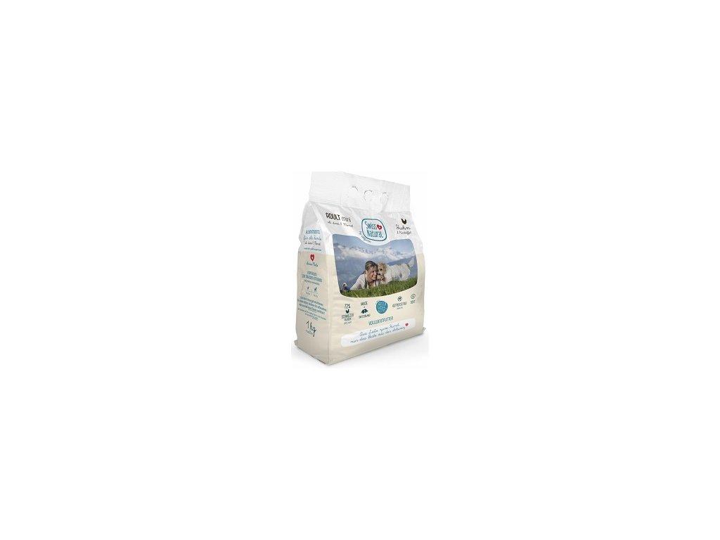 Swiss Natural Adult Mini Chicken 1 kg