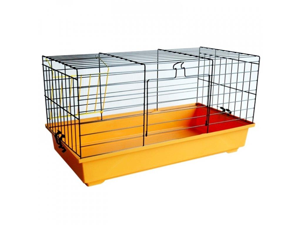 Klec morče 60 mix barev, AgroZoo 58 x 32 x 31 cm