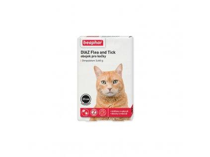 Beaphar DIAZ Flea & Tick obojek pro kočky 35 cm