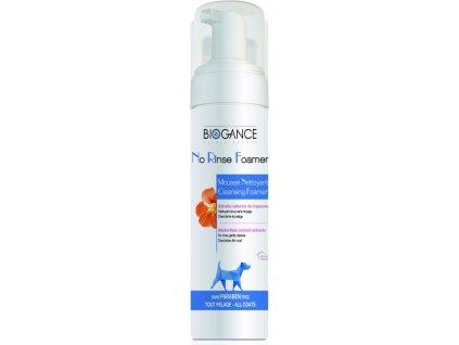 BIOGANCE NO RINSE FOAMER DOG PRO PSY 200 ML