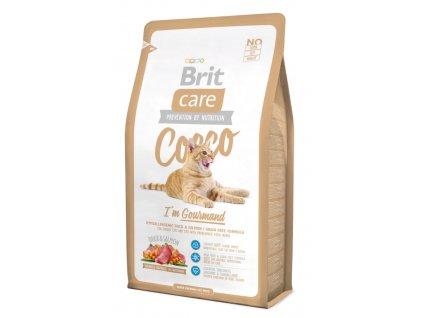 Brit Care Cat Cocco I´m Gourmand 0,4 kg