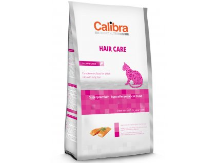 Calibra Cat EN Hair Care NOVÝ 2 kg
