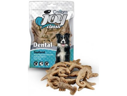 Calibra Joy Classic Dental Sea Food 70 g