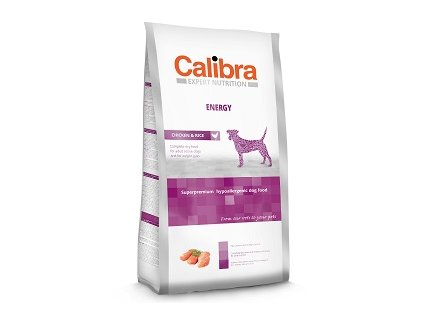 Calibra Dog EN Energy NOVÝ 2 kg