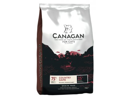 Canagan Cat Dry Country Game 1,5 kg