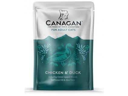 Canagan Cat kaps. Adult kuře a kachna 85 g