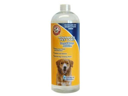 Dentální voda DOG Arm&Hammer 910 ml