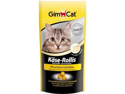 Gimcat Kase Rollis Sýrové kuličky 40 g