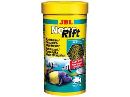 JBL NovoRift pelety 250ml