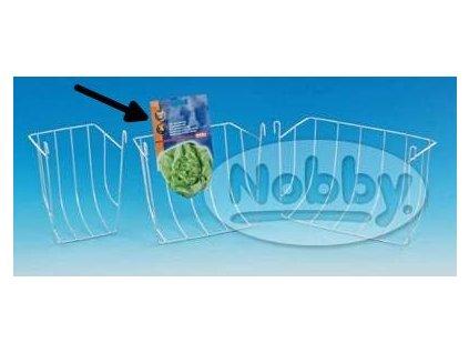 Jesličky kov střední Nobby 22 x 19 cm