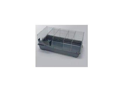 Klec Králík 100 černá A.k. 100 x 54,5 x 45 cm