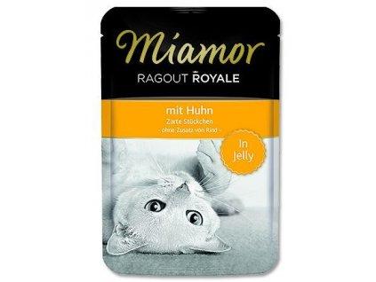 Miamor Ragout Royale cat kaps. kuře 100 g